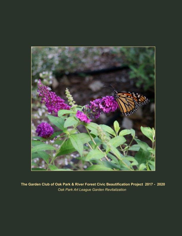 Oak Park Art League Garden Civic Beautification Project Book for Sale