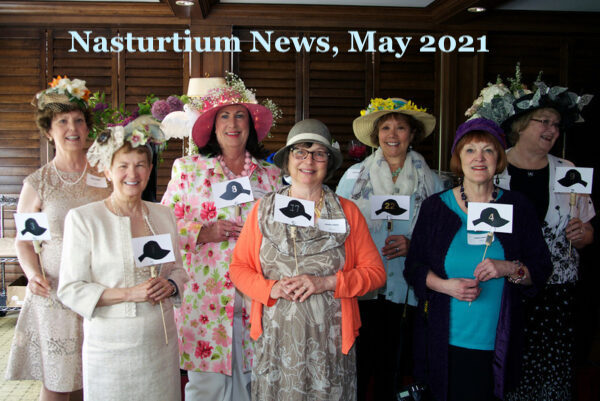 Nasturtium News, May 2021